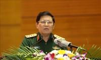 Delegasi tingkat tinggi Kemhan Viet Nam menghadiri Konferensi ke-12 Menteri  ASEAN dan Konferensi Menteri ASEAN yang diperluas ke-5