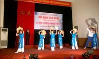 Banyak aktivitas menyambut Hari Wanita Viet Nam tanggal 20 Oktober diadakan