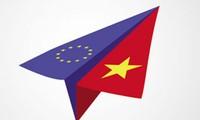 Viet Nam dan Uni Eropa menegaskan kembali komitmen terhadap berbagai perjanjian perdagangan dan investasi