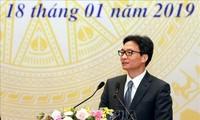 Deputi PM Vu Duc Dam: Menganggap pendidikan kejuruan sebagai tugas titik berat untuk memenuhi sumber daya manusia  Tanah Air