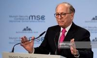 Konferensi Keamanan Munich berbahas tentang perombakan ketertiban dunia