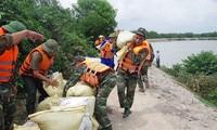 Mengadakan Pekan Nasional tentang pencegahan dan penanggulangan bencana alam tahunan
