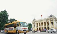BonBon City Tour, kendaraan untuk menghayati Kota Ha Noi masa dulu