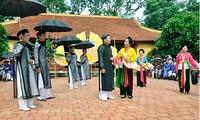 Musim semi tiba turut bergembira pada Pesta nyanyian lagu-lagu Dum di Kota Hai Phong