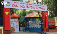 Taman Kanak-Kanak Persahabatan Viet Nam-RDRK, sekolahan yang menjadi simbol dari hubungan Viet Nam-RDRK