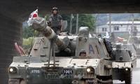 Media RDRK mengimbau kepada Republik Korea supaya menghentikan latihan perang