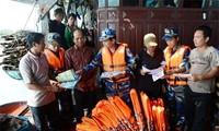 """""""Polisi Laut berjalan seperjalanan dengan kaum nelayan-Pola penggerakan massa rakyat yang berhasil-guna"""