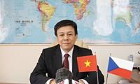 Menambah tenaga pendorong baru bagi hubungan Viet Nam-Republik Czech
