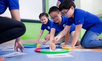 Viet Nam membangun lingkungan: Demi satu sekolahan yang berbahagia