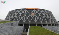 Museum Kemenangan Dien Bien Phu pada hari-hari bulan Mei yang bersejarah