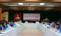 Lima puluh tahun melaksanakan Testamen Presiden Ho Chi Minh: Mendidik cita-cita revolusioner moral, cara hidup yang berbudaya kepada generasi muda