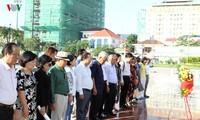 Sejarah Kamboja mencatat jasa prajurit sukarela Viet Nam