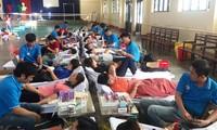 Provinsi Lam Dong menyebar-luaskan gerakan menyumbangkan darah sukarela