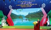 Acara memperingati ulang tahun ke-70 Pembebasan Provinsi Bac Kan