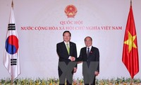 RoK's National Assembly Speaker visits Ho Chi Minh City