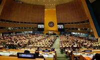 UN commemorates WWII victims