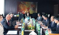 Vietnam, Slovakia share judicial experience