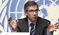Libya peace talks resume