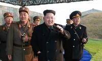 North Korea holds drills to destroy South Korea's propaganda loudspeakers