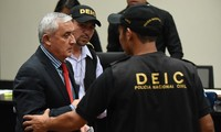 Guatemala Congress accepts President's resignation