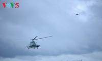 ພິທີມອບຮັບເຮືອບິນເອລີກອບເຕີ Mi -17 ຂອງລັດເຊຍ ໃຫ້ແກ່ກອງທັບອາກາດສປປລາວ