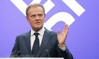 """EU ກະຕຸກຊຸກຍູ້ ອາເມລິກາ, ຈີນ ແລະ ລັດເຊຍ ສະກັດກັ້ນ """"ການປະທະກັນ ແລະ ສະພາບສັບສົນວຸ້ນວາຍ"""" ດ້ານການຄ້າ"""