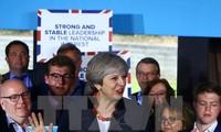 Theresa May critica a UE de intentar influir en elecciones británicas