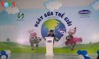 Vietnam promociona productos lácteos para el desarrollo de los niños