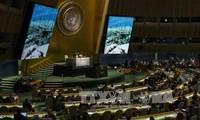 ONU brinda expectativas sobre la protección del entorno oceánico