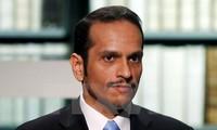 Qatar asegura esfuerzos continuos para su actual crisis diplomática