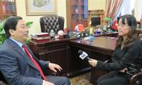 Lazos de asociación estratégica integral entre Vietnam y Rusia establecidos en bases sólidas