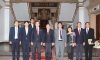 Ciudad Ho Chi Minh y la prefectura japonesa de Kanagawa fomentan su colaboración