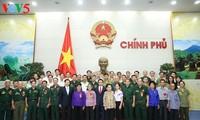 Pueblo vietnamita respeta los sacrificios de las generaciones anteriores por la Patria
