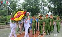 Vietnam impulsa actividades de gratitud a los compatriotas consagrados por la paz del pueblo