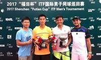 Tenista vietnamita ocupa la primera posición en Sudeste Asiático