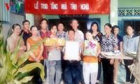 Toda la sociedad une esfuerzos para paliar el dolor naranja en Vietnam