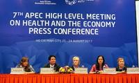 Culmina la reunión sanitaria y económica del APEC en Vietnam