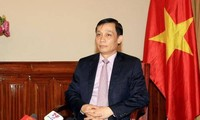 Vietnam y Laos fortalecen los hitos fronterizos