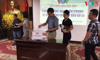 Compatriotas vietnamitas continúan con las ayudas a los afectados por Doksuri