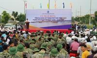 Da Nang moviliza la limpieza de toda la ciudad con motivo del APEC 2017