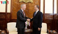 Vietnam promete crear condiciones favorables para el nuevo embajador de Estados Unidos