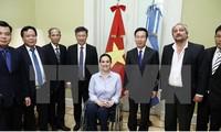 Vietnam y Argentina fortalecen su cooperación
