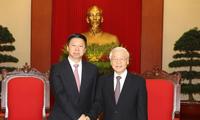 Vietnam y China ratifican el interés de fortalecer sus relaciones