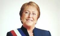 Presidenta chilena visitará Vietnam