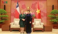 Vietnam aboga por afianzar la colaboración con Chile