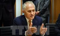 Primer ministro de Australia se compromete a promover el acuerdo TPP