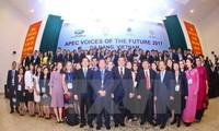 Los jóvenes del APEC contribuyen en la prosperidad del bloque