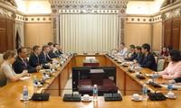 Ciudad Ho Chi Minh y Francia afianzan la cooperación en varios campos