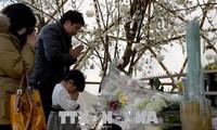 Conmemoran 7 años del tsunami en Japón