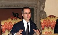 Vietnam e Italia por impulsar las inversiones sostenibles